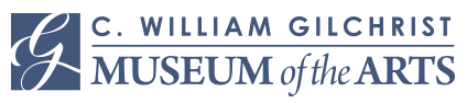 C. William Gilchrist Museum of the Arts Logo